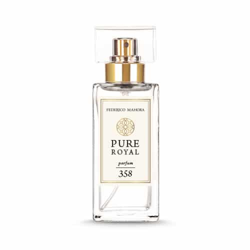 FM 358 Fragrance for Her by Federico Mahora – Pure Royal Collection 50ml