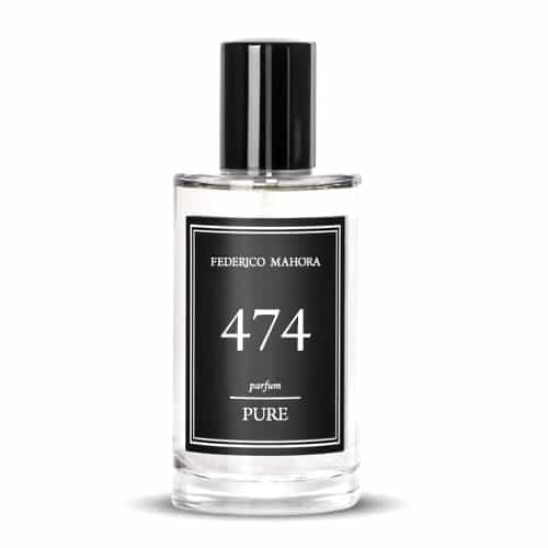 FM 474 Fragrance for Him by Federico Mahora – Pure Collection 50ml