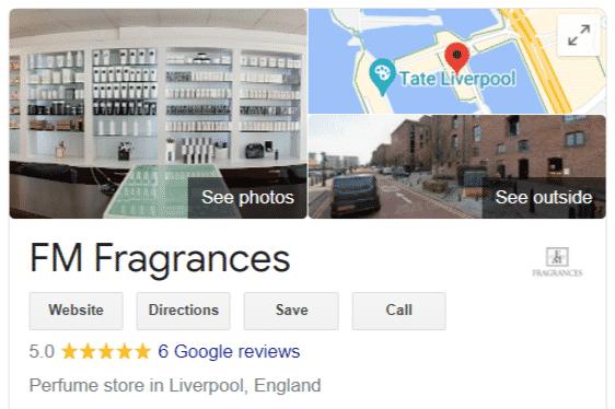 FM Perfume Reviews